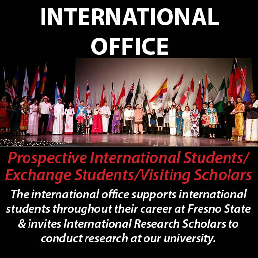 International Student Services and Programs
